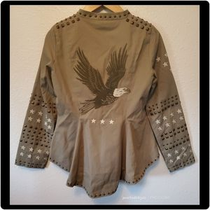 NWT Spell And The Gypsy Collective Jacket Small